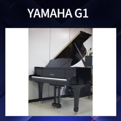 야마하 그랜드 피아노 G1 (sn510만번)