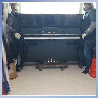 노원구 전진* 고객님 야마하업라이트 피아노 U1H 판매후기